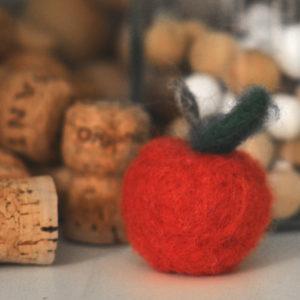 Nåltova äpple