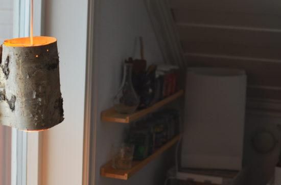 Näverlampa