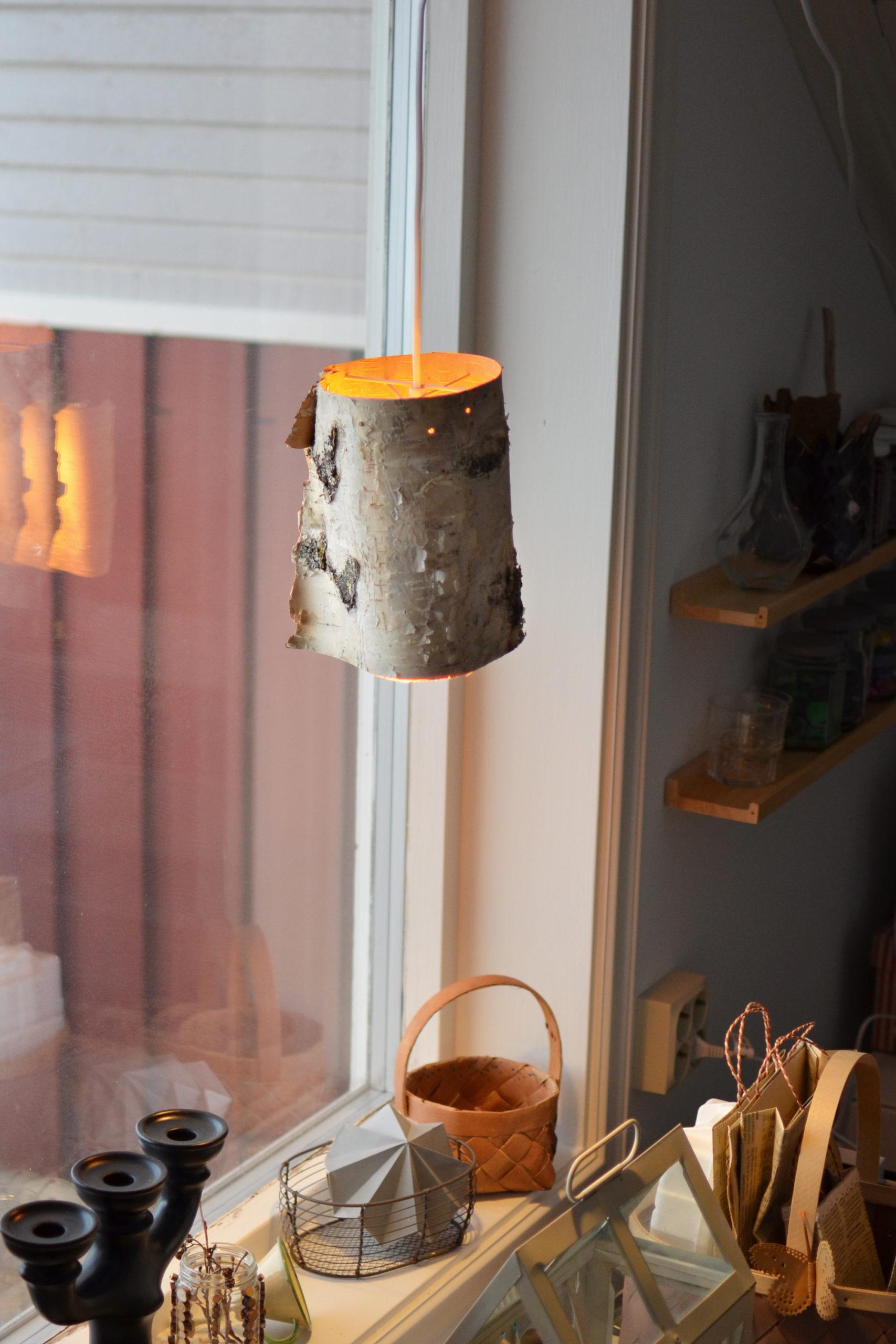Björklampa